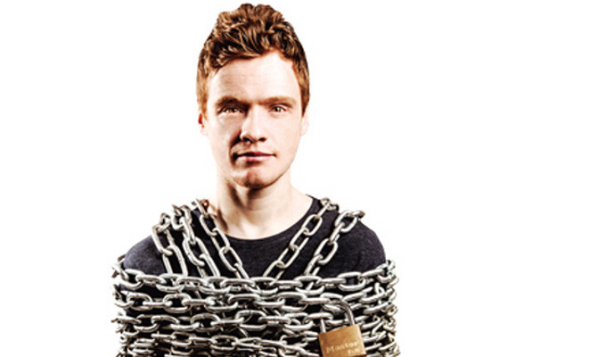 Andrew Lawrence: There Is No Escape
