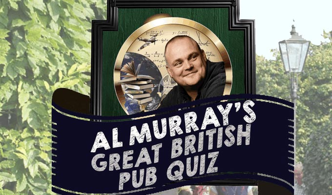 Question 1: Which broadcaster has bought Al Murray's pub quiz? | Answer: Quest