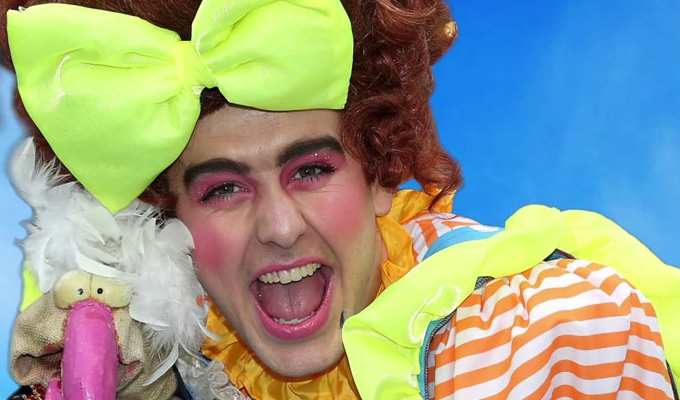 Al Porter out of his panto role | Comedian steps down after groping allegations
