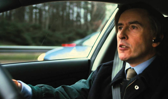 Alan Partridge gets Steve Coogan off a long driving ban | Comic argued that losing his licence would put the next series in jeopardy