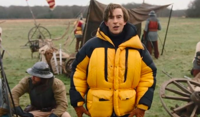 Alan Partridge to front an epic history of Britain | Move over Simon Schama...