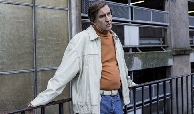 Alan Partridge takes on Belgian prostitutes for an Emmy | ...and Taskmaster is nominated too