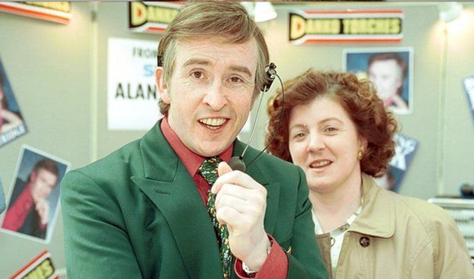 Lynn sticks with Alan Partridge | Felicity Montagu to return in new series