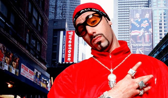 Ali G is back | New material for American TV