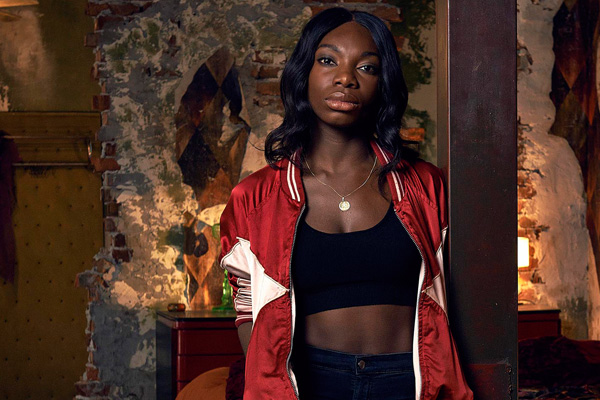'I'm not brilliant at a lot of things' | Michaela Coel on new comedy The Aliens