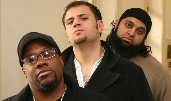 Allah made us tour | Muslim comics return to UK for charity gigs