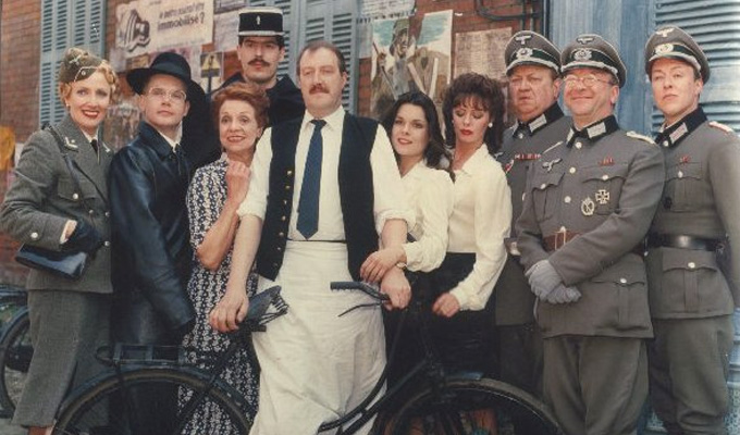 'Allo 'Allo: Where are they now? | 25 years since the wartime