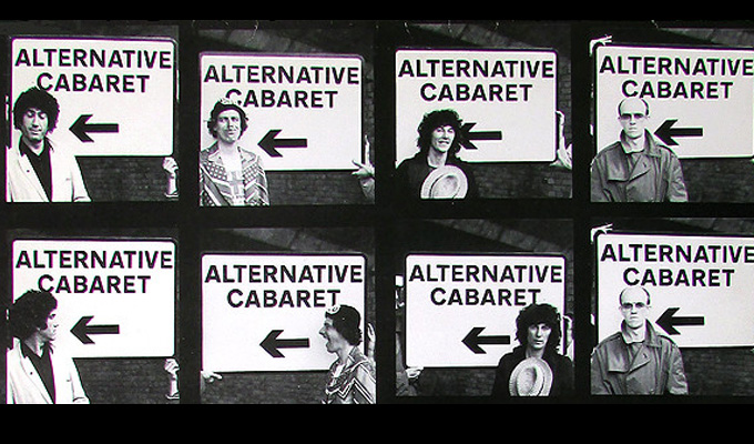 AlternativeCabaret album cover