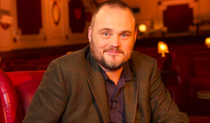 Comics star in 2000AD audio stories | Hear an exclusive extract of Al Murray as an alien...