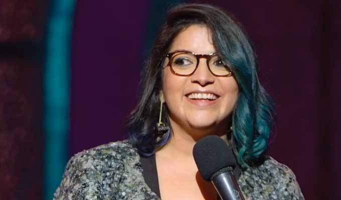 Comedians Of The World –  Aditi Mittal: Girl Meets World | Netflix special reviewed by Steve Bennett