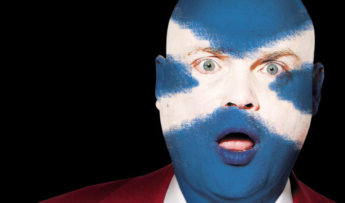 Al Murray: The Pub Landlord's Compete for The Haggis Independence Special!