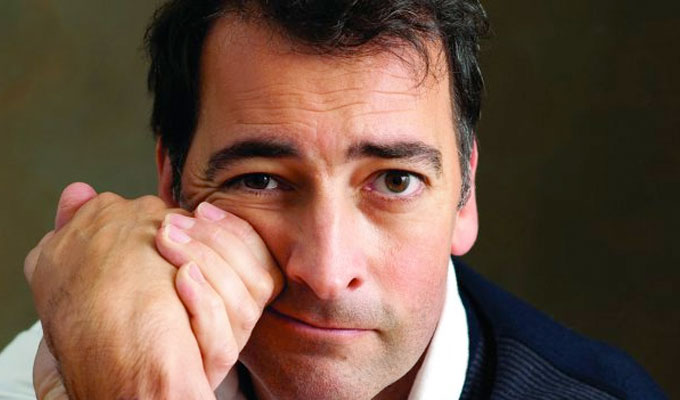 Alistair McGowan: Not Just A Pretty Voice