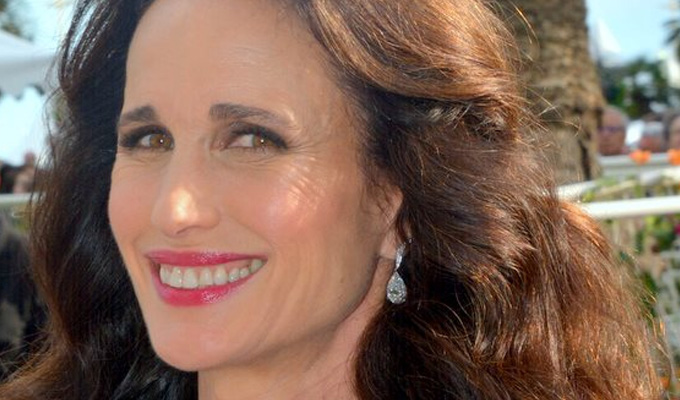 Andie MacDowell to join Cuckoo | Hollywood star to play Ivy in BBC sitcom