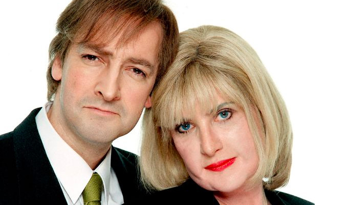 Alistair McGowan and Ronni Ancona reunited | Their first new show together in 14 years