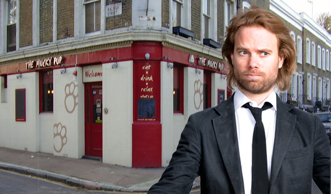 Angel spreads its wings | Comedy club's crowdfunding bid as it finds a new home