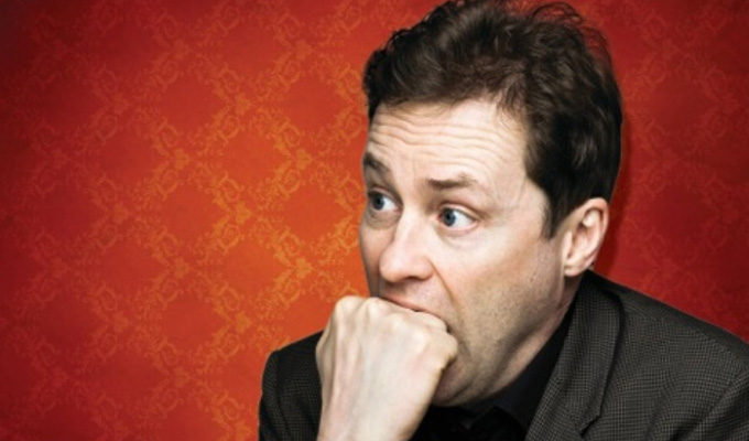 New C4 comedy for Ardal O'Hanlon | He joins cast of London Irish
