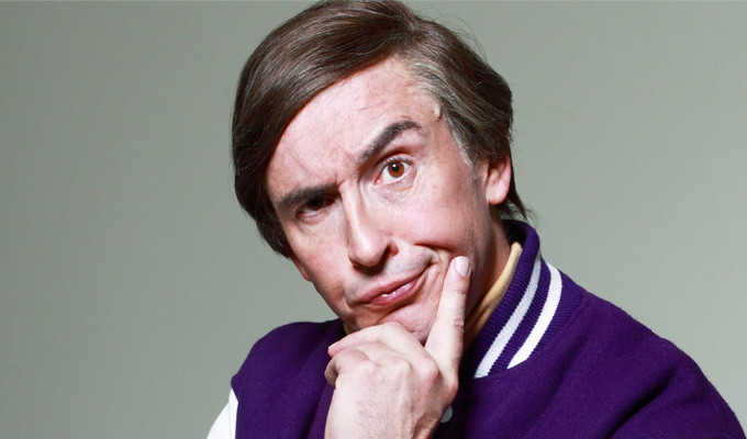 Win an Alan Partridge box set | Both seasons of Mid Morning Matters