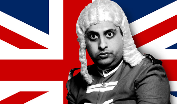 Anuvab Pal: Empire | Edinburgh Fringe review by Paul Fleckney