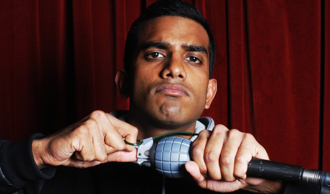 Aamer Rahman: The Truth Hurts | Gig review by Steve Bennett at the Soho Thearte