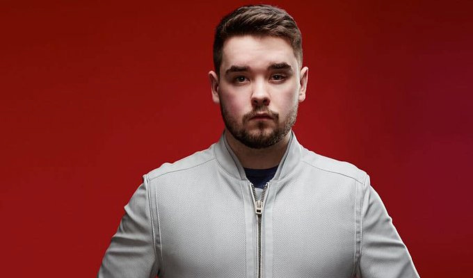 Jason Manford made me realise anyone could do comedy | Adam Rowe picks his Perfect Playlist