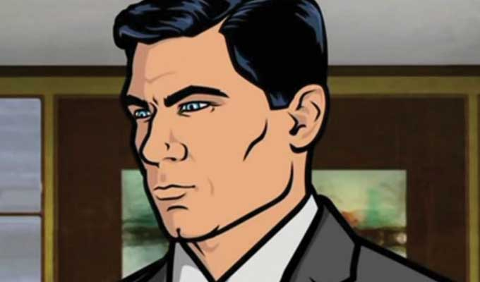 Archer comes to Freeview | Animated spy comedy on new DMAX channel