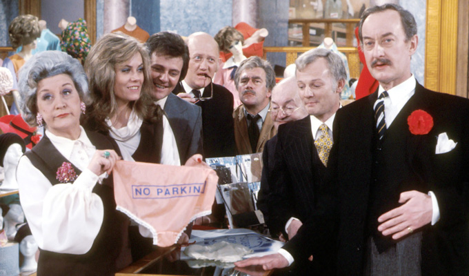 What was the store in Are You Being Served? | Try our weekly trivia quiz
