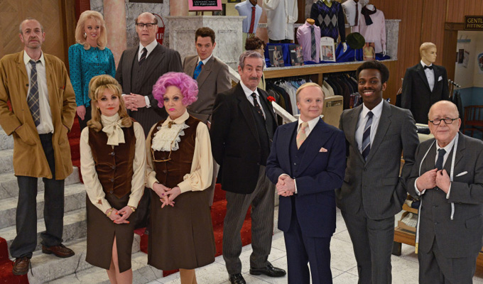 Are You Being Served? | TV review by Steve Bennett