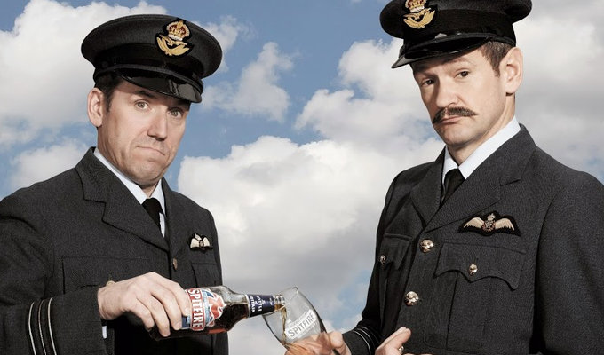 Armstrong and Miller reunite | For Radio 4 literary show
