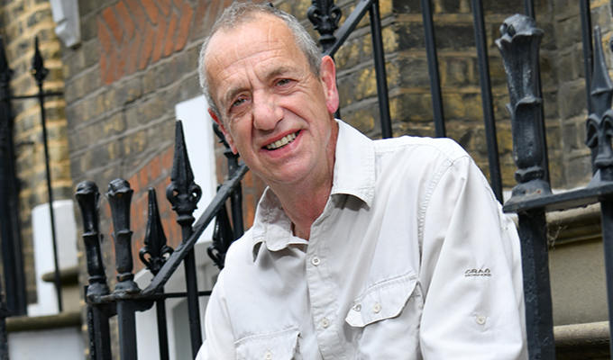 The last Fringe show falls... | Arthur Smith's tour of Edinburgh falls to victim to Covid