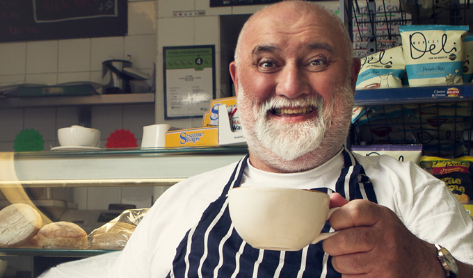 'Audiences don't like having guns pointed at them' | Alexei Sayle's most memorable gigs