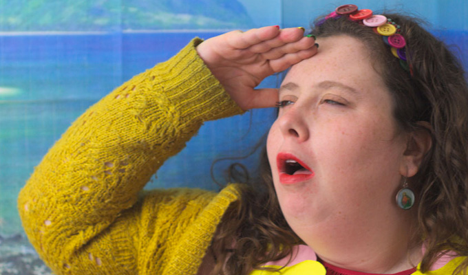 Alison Spittle Discovers Hawaii