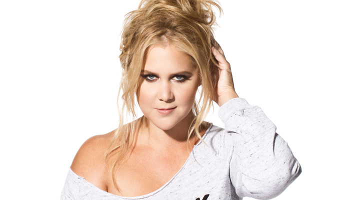 Amy Schumer draws a red line for male comics | 'It's harmful and we don't want to hear that kind of joke'