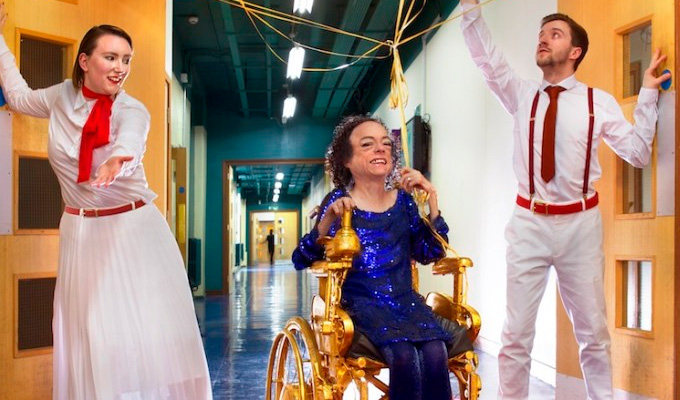 Liz Carr: Assisted Suicide The Musical | Review by Steve Bennett at the Melbourne International Comedy Festival