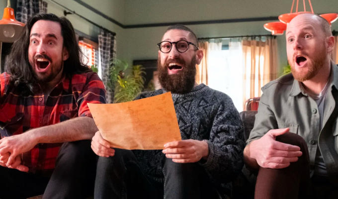 Aunty Donna's Big Ol' House Of Fun | New Netflix series reviewed by Steve Bennett