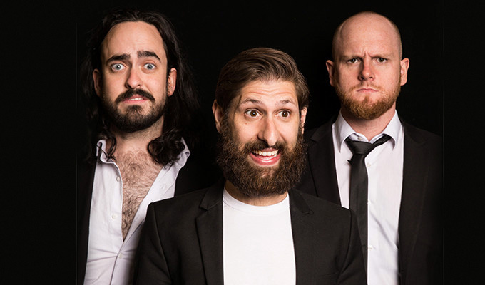 Aunty Donna: Big Boys | Review by Steve Bennett at the Melbourne International Comedy Festival