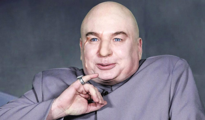 What was Dr Evil's first name? | Try our Tuesday Trivia Quiz