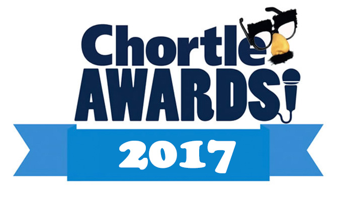 Vote in the 2017 Chortle Awards | Pick your favourite comedians and shows