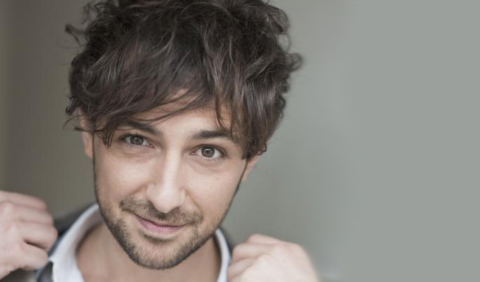 Alex Zane – Original Review | Review by Steve Bennett