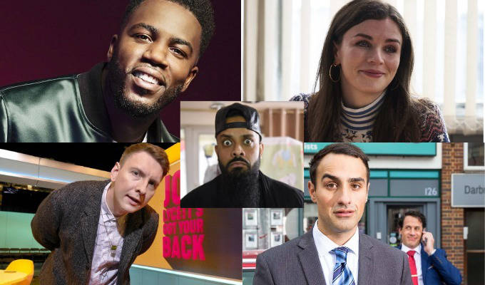 Mo Gilligan, Joe Lycett, Guz Khan and Aisling Bea up for their first Baftas | And Stath Lets Flats scores three nominations