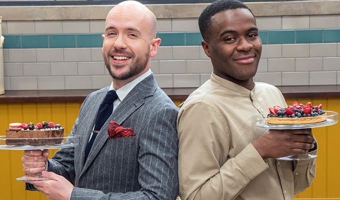 'It's Bake Off's bitchy older sister' | Tom Allen on his new presenting role