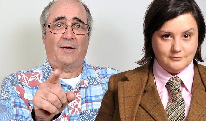C5 gameshow for Susan Calman and Danny Baker | Celebrity Game Night will be hosted by Liza Tarbuck