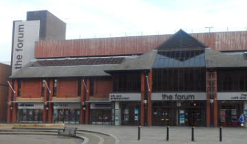 Barrow-in-Furness The Forum