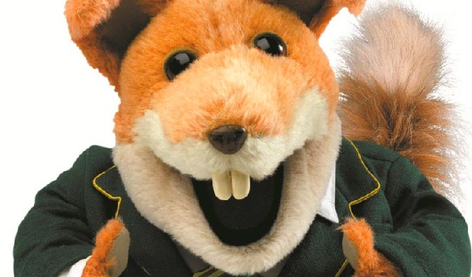 Basil Brush to make his Fringe debut | ...with a show for adults