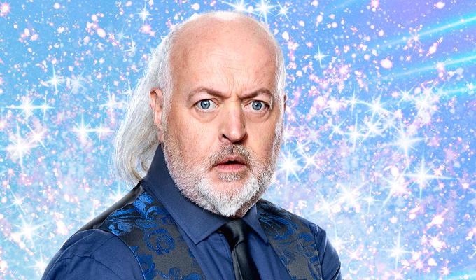 My dance partner is going to have to be very patient with me | Q&A with Bill Bailey on Strictly Come Dancing
