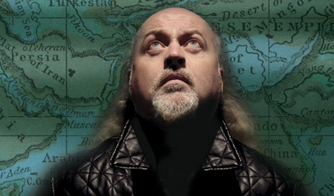 Bill Bailey: Larks In Transit in the West End | Gig review by Steve Bennett at the Wyndhams Theatre, London