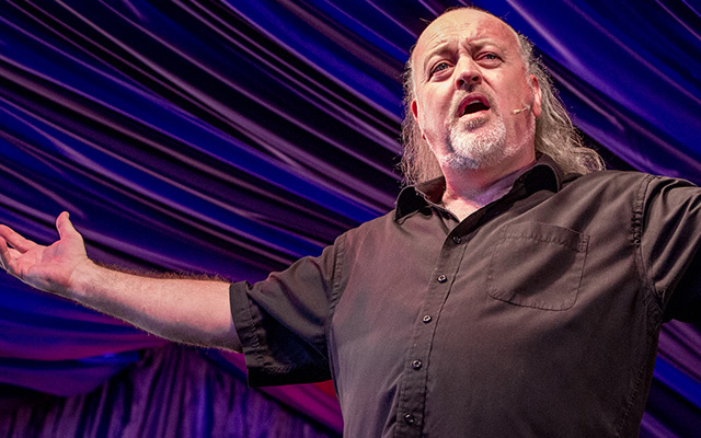 'It was annoying to read that I'd died...' | Bill Bailey recalls a major BBC slip-up