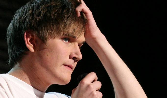 This prize? Pure poetry... | Win Bo Burnham's new book of verse