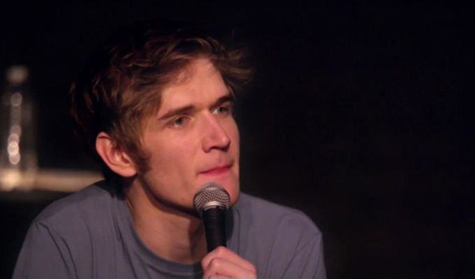 Bo Burnham Make Happy | Netflix review by Steve Bennett