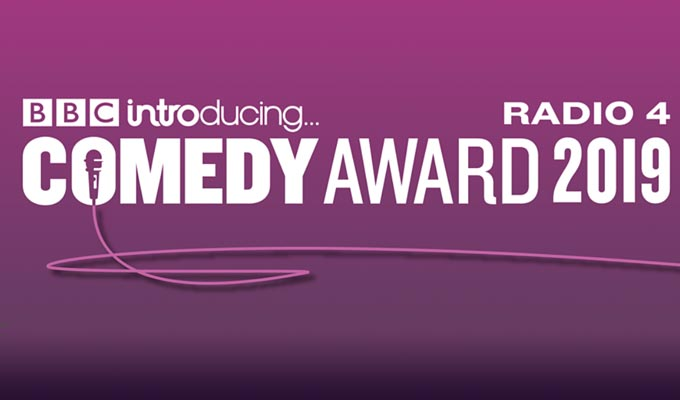 BBC launches its new comedy award for 2019 | Entries now open