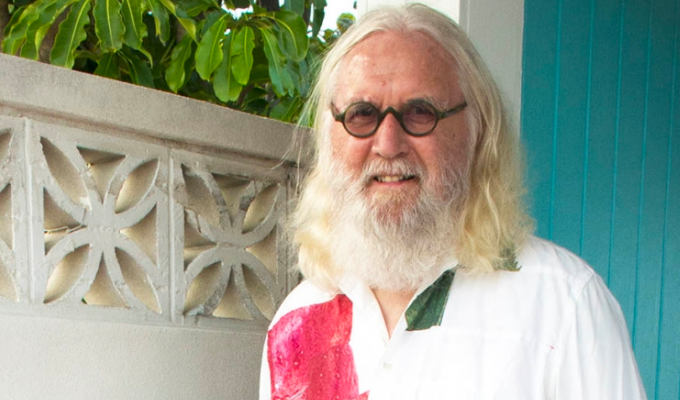 Billy Connolly: It's Been A Pleasure | TV review by Steve Bennett